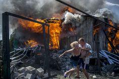 Militäreinsatz in Ostukraine:  Nach zwei Jahren
