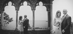 fairy tale castle wedding at Hammond Castle Gloucester, MA #CapeAnn #Wedding #BlackAndWhite http://briannaphotography.com/blog/?load%2Fblog_detail%2Fpage%2F88457%2Fitem%2F1517%2Fvaughan-verga-wedding----hammond-castle--gloucester--ma----cape-ann-wedding-photographer