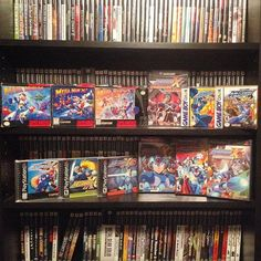 Drum roll please! Been wanting to take this pic for a log while and thanks to members of the community a long time of stalking eBay I now have a 98% complete Megaman X series! Just missing the manual for X2 but still they look beautiful! #retrocollective #retrogames #retrogaming #megaman #capcom #nintendo #playstation #ps1 #ps2 #gamecube #snes #gameboy #igersnintendo #igersplaystation #ninstagram #nintendofan #nintendolife by optimusbond