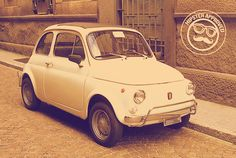 Hipster Approved - Original Fiat 500