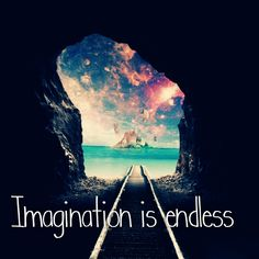 imagination is endless