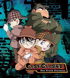 Case Closed - does anyone else remember this masterpiece?!