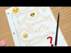 ❓ Why Are Emoji Popular? Emoji Codes, World Emoji Day, Professor, Evans, Coding, Messages, Teacher, Texting, Text Posts