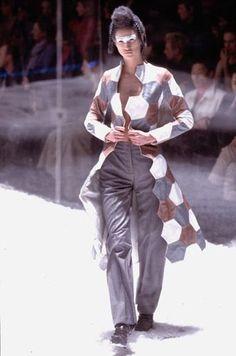 #alexandermcqueen #favourite Alexander McQueen 1999 Fall/Winter Ready to Wear