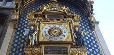 Horloge du Palais de la Cité à Paris. 5 horloges monumentales à découvrir dans le monde | Lovetime, blog montres et bijoux par Cresus