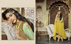 Mirage Sarees Net and georgette Designer Salwar kameez PRJ5074