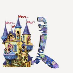 Alfabeto de Princesas Disney. | Oh my Alfabetos! Disney Alphabet, Cute Alphabet, Alphabet Letters, Alfabeto Disney, Disney Princess Party, Peace And Love, Kids, Minne, Disney Princesses