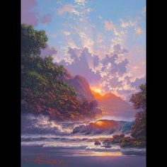 Blush of Early Dawn