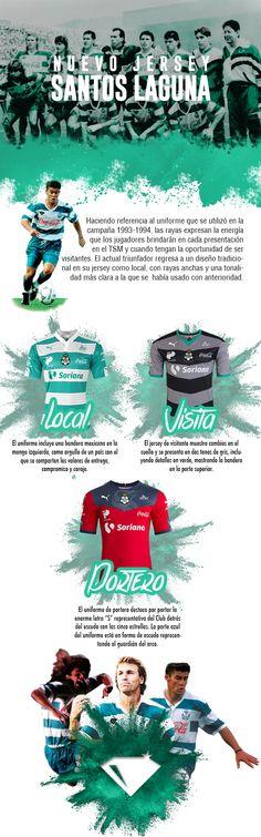 PLAYERS of life - NUEVO JERSEY DEL CLUB DE FUTBOL SANTOS LAGUNA