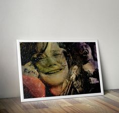 Janis Joplin Tribute  - PRINTED by ShamanAlternative on Etsy