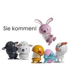 Die neuen Hoptimisten für Ostern - Easter time with new hoptimist