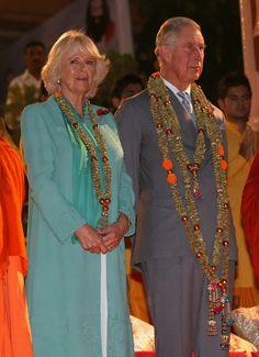 Camilla Parker Bowles - Prince Charles and Camilla Parker Bowles in India...11-6-13