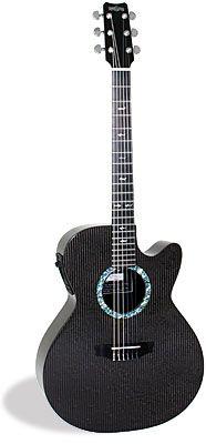 WS9000 6-string nylon full body rainsong guitar