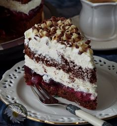 Blog kulinarny z prostymi, dobrze opisanymi przepisami na dania, z przygotowaniem których każdy sobie poradzi. Cheesecake Recipes, Dessert Recipes, Desserts, Polish Recipes, Homemade Cakes, Cake Creations, Cake Cookies, Amazing Cakes, Food Inspiration