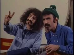 Mike Nesmith & Frank Zappa - The Monkees Woodstock Music, Hippie Vibes, The Monkees, Frank Zappa, Music People, Good Music, Persona, American, Classic