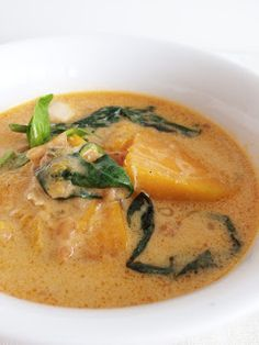 Another great Curry #recipe for #Thermomix: Penang Style Chicken with Green Peppercorn and Pumpkin