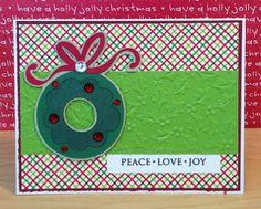 Cricut Christmas Cheer Christmas Card