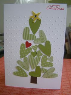 If you& a regular visitor of this page, I& sure you& seen our Handmade Christmas Cards and Best DIY Christmas Cards Ideas , there are tons of amazing holiday greeting card samples on both compilations that& Christmas Card Crafts, Homemade Christmas Cards, Christmas Cards To Make, Homemade Cards, Diy Holiday Cards, Half Christmas, Christmas Poster, Christmas Quotes, Christmas Music