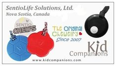 Wholesale Enquiries? ◘SentioLife Solutions, Ltd. wholesales chewelry in Canada, US & internationally. Our products are CE marked. ◘We would welcome your store in our growing network. ◘If you have a store for individuals with special needs or educational products please contact us with your company information: http://kidcompanions.com/wholesale-enquiries-distributors/