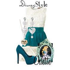"""Disney Style : Odette"" by missm26 on Polyvore------odette isn't disney but I still love this"
