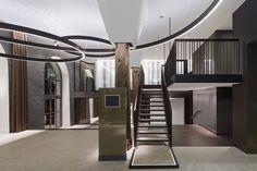 Schorndorf Town Hall by Ippolito Fleitz Group, Schorndorf – Germany