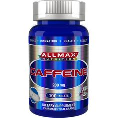 ALLMAX Nutrition Caffeine on #iHerb 54% + $5 OFF - now FREE #RT #deals #vegan Discount applied in cart