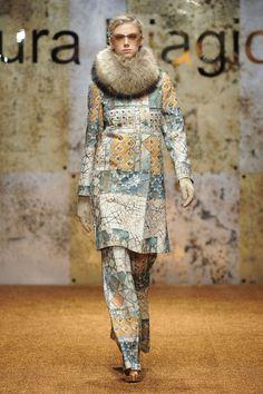 #Laura Biagiotti Fall 2012