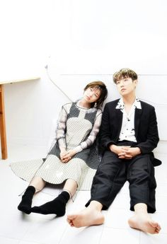 lee joon 李準 이준 lee chang sun 이창선 with jung so min for MARIE CLAIRE july 2017 Korean Celebrity Couples, Korean Celebrities, Jung So Min, Lee Joon, Marie Claire, My Father, Ulzzang, Sun, Colors