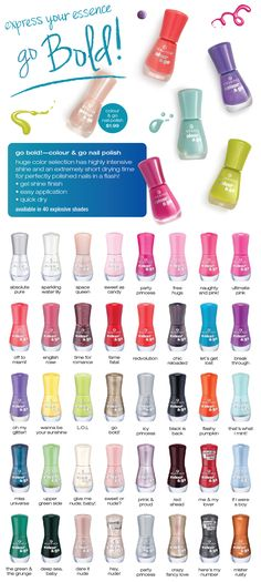 essence cosmetics colour & go polish in breakthrough. Looks like Pantone color of the year!