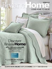 brylane home catalog for kitchen, bath and bedding essentials