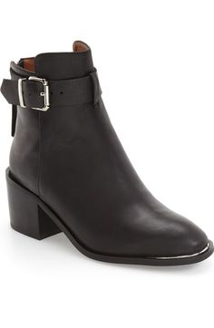 Jeffrey Campbell 'Regan' Block Heel Bootie (Women) available at #Nordstrom