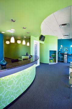orthodontic office design ideas - Google Search