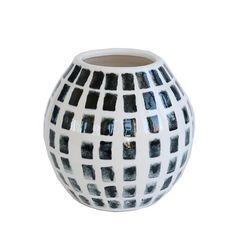 Brush Strokes Vase