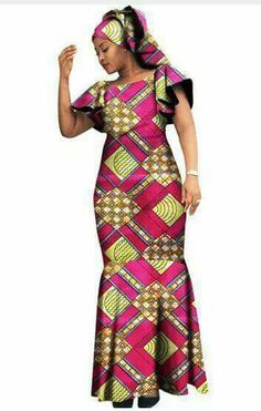 Best African Dresses, African Fashion Ankara, Latest African Fashion Dresses, African Attire, African Wear, African Fashion Traditional, Traditional Dresses, Ankara Dress, Africa Fashion