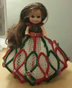 Muñeca Decorativa Con Luz