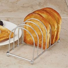 Stainless-steel Toast Rack