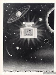 Jean Patou (Perfumes) 1941 Joy