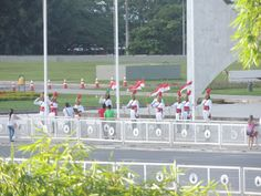 Cerimônia de Substituição da Guarda do Palácio do Planalto