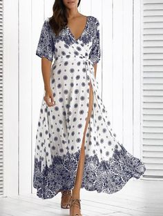 SHARE & Get it FREE | Maxi Crossover Dress With BeltFor Fashion Lovers only:80,000+ Items • New Arrivals Daily Join Zaful: Get YOUR $50 NOW!
