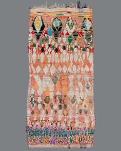 Breuckelen Berber, specializing in a carefully curated selection of fine vintage carpets from the Berber tribes of Morocco.