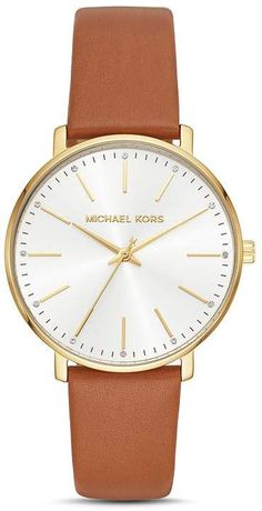 dfba5fc895d6 7 Great Michael Kors Silver Watches images