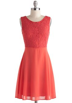 Capri Sunset Dress, #ModCloth