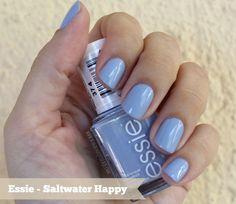 Colección de esmaltes de uñas Essie para verano 2015