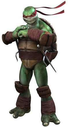 TMNT Out of The Shadows Raphael Trailer Released