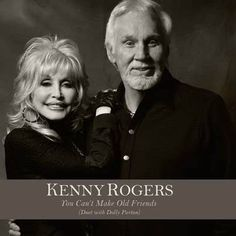 Get the tissues ready for some happy tears when you watch this new video from Kenny Rogers & Dolly Parton: GAC