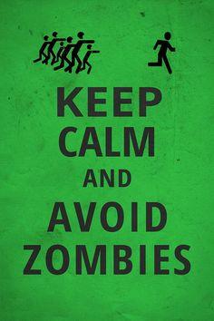 The Walking Dead #zombietime