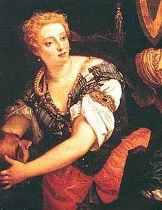 """Verónica Franco (1546-1591) fue una italiana poeta, intelectual y cortesana del siglo 16 en Venecia .  Veronica Franco fue una de las cortesanas más noble y célebre del Renacimiento italiano, la época más caliente, carnal y esplendida para esta profesión. Nace en Venecia en el año 1546. Su padre, Francesco Franco, pertenecía a una familia de la clase de los """"cittadini originari""""."""