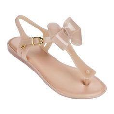 Mel Solar Sandals Pink Jelly Shoes by Mini Melissa Little Girls NEW