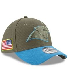 3d34f3fcf New Era Carolina Panthers Salute To Service 39THIRTY Cap Men - Sports Fan  Shop By Lids - Macy s