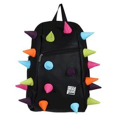 Mad Pax Spiked Backpack - Multicolored Best Kids Backpacks 642bd9266cb47